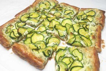 zucchini-and-ricotta-tart